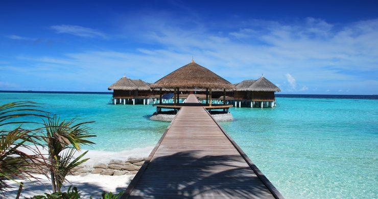 Exotika sčeským rukopisem: Mapei na Maledivách!