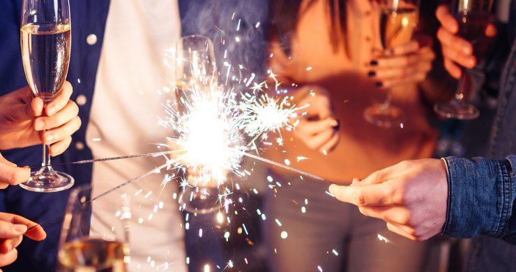 Jak opravit škody po (novoročním) večírku?