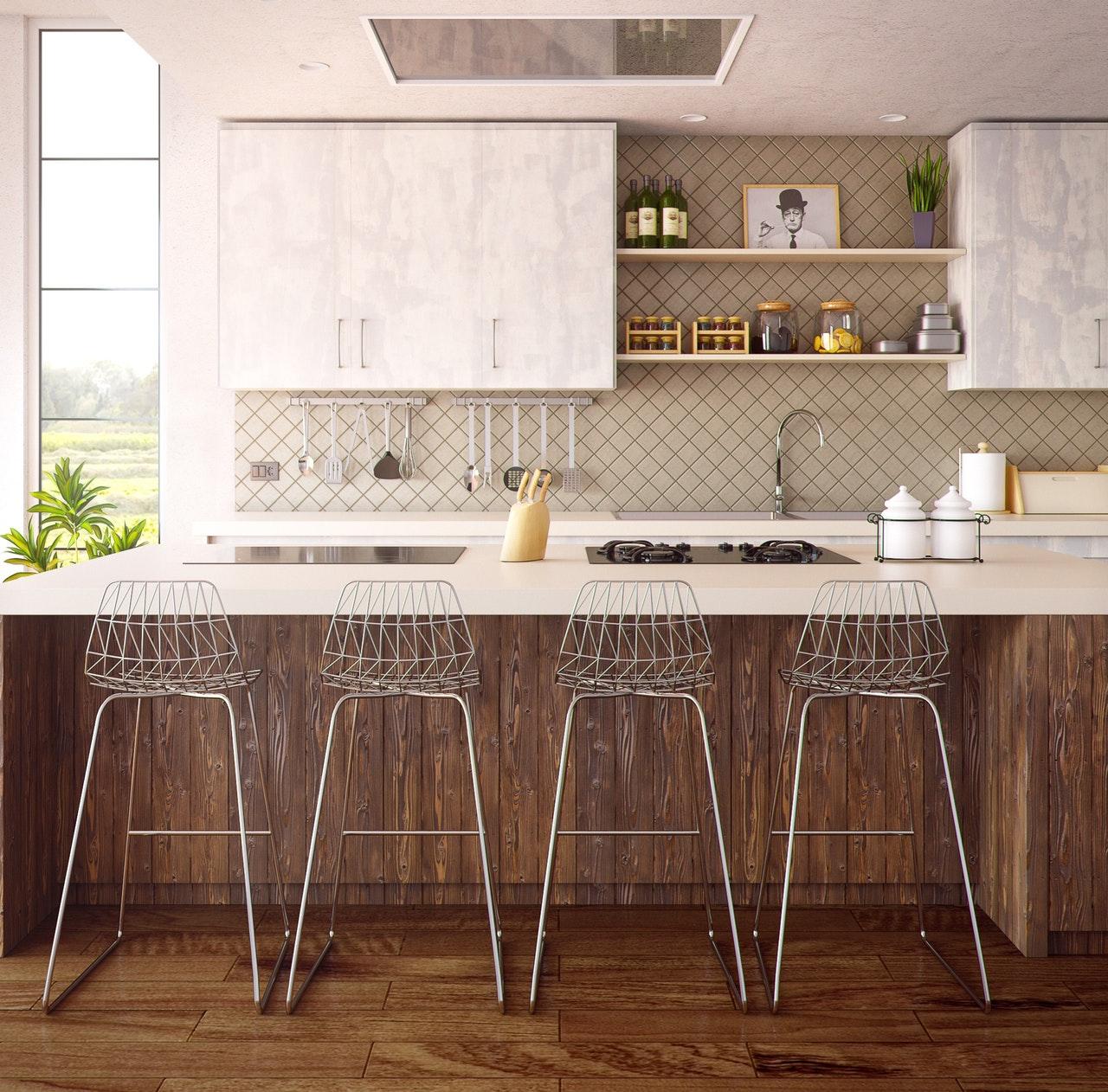 Rekonstrukce od základů po střechu: Jak na kuchyň?