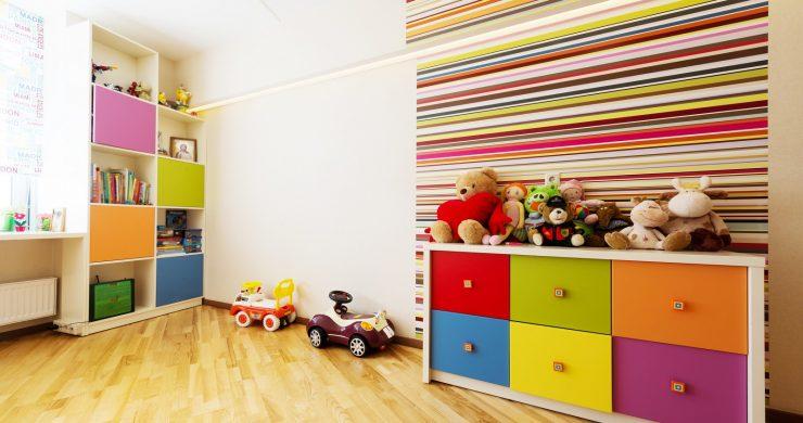Rekonstrukce od základů po střechu: Jak na dětský pokoj?