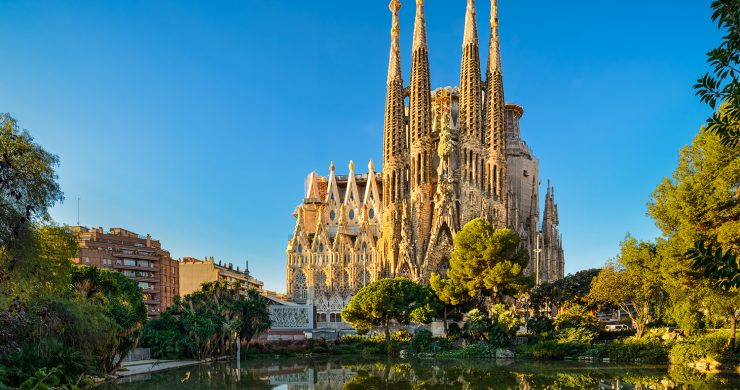 Reference: Sagrada Família se i díky Mapei blíží kdokončení