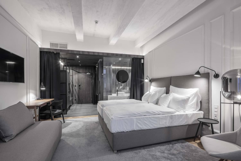 Reference: Pytloun Boutique Hotel Prague září luxusem i díky Mapei