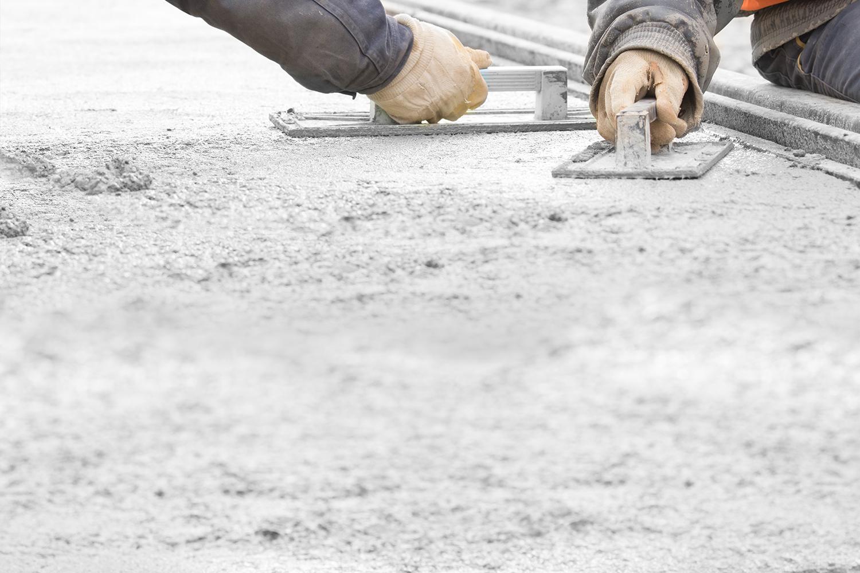 Chodník, který vydrží 50 let? Vsaďte na beton!