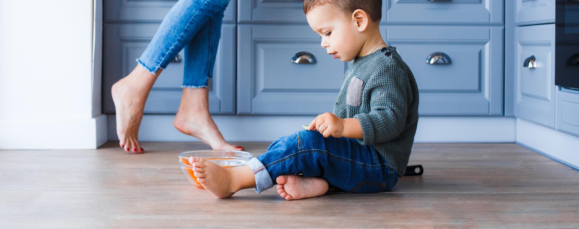 Vinylová podlaha může být zdravější než dřevěná, říká odborník