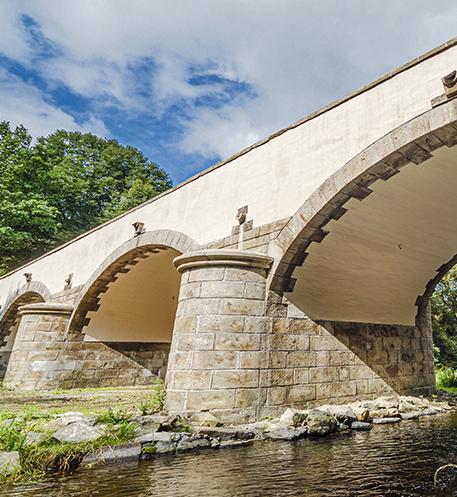 Reference: Kamenný most vŘímově je připravený na další století provozu
