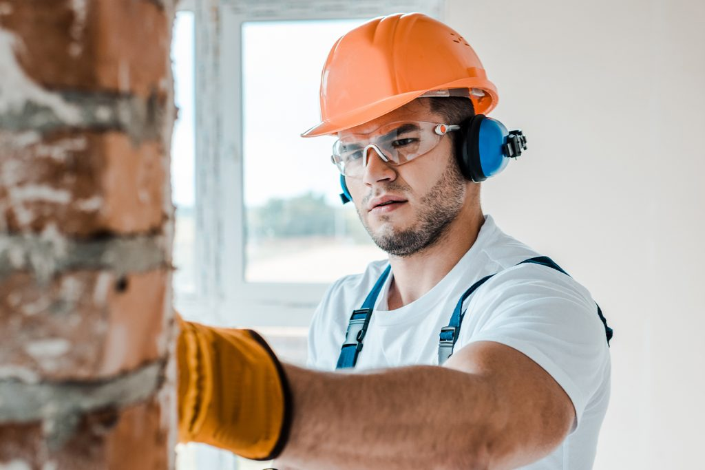 Bezpečnostní prvky při práci