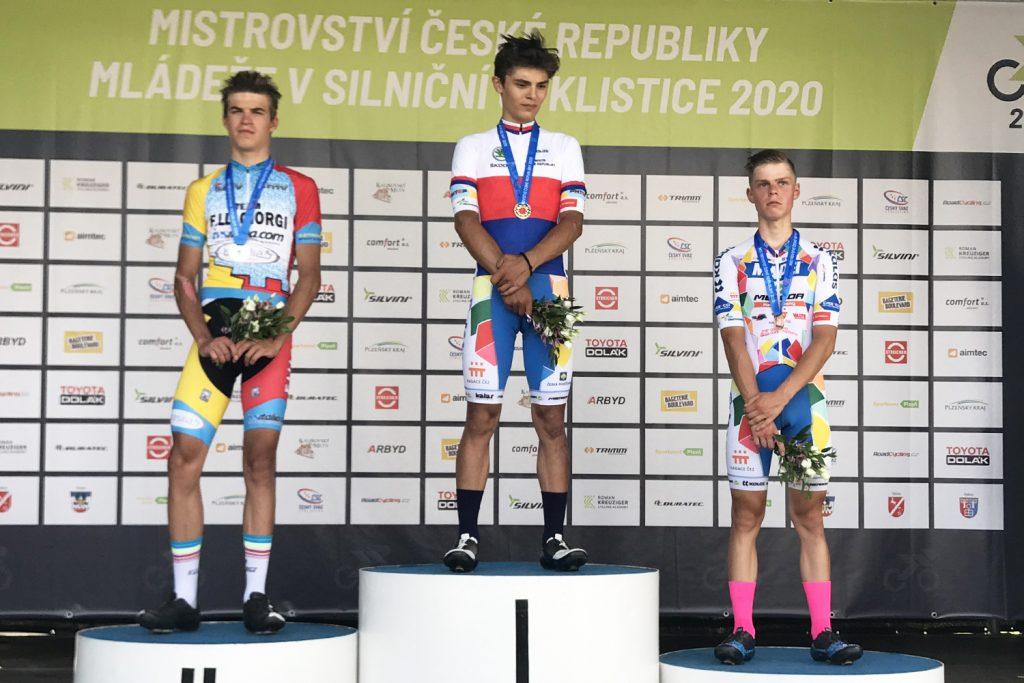 mistrovství české republiky mládeže v cyklistice